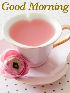 I love the way this tea cup makes a heart shape cup of tea. And the tea is pink! Perfect for a Pink Tea Party! Pink Lady, Everything Pink, High Tea, Pretty In Pink, Tea Time, Coffee Time, Coffee Cup, The Best, Favorite Color