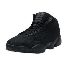 adc442fe586d JORDAN MENS HORIZON LS SNEAKER Black Buy Jordans