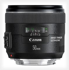Next year Canon will be announcing a new 50mm f/1.4 IS, which will become the fastest image stabilized lens in Canon's lineup. It won't come cheap, though. Read more here: http://www.petapixel.com/2012/12/13/canon-50mm-f1-4-is-on-the-way-will-be-fastest-stabilized-lens-in-lineup/