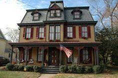 victorian painted ladies color schemes | victorian house color schemes choosing authentic exterior paint colors ...