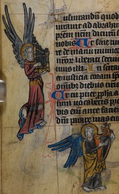 Stowe MS 17 1st quarter of the 14th century, Book of Hours, Use of Maastricht ('The Maastricht Hours') Folio 65v