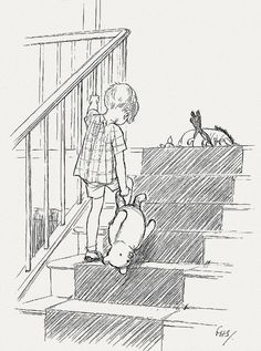 'Bump Bump Bump' - Going Up The Stairs by peacay, via Flickr