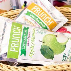 ¿Sabías que... una manzana verde te mantiene más despierto que un café?   Prueba nuestra manzana liofilizada, te encantará 🍏🍏🍏🍏 😋 .  Pedidos  a Ventas@frunch.com.co   O a 3155637794  .  .  #healthy #fruit #fruits #snacks #healthysnack #parfait #detox #organic #fitness #salud #nosugar #glutenfree #healthyfood #driedfruit #apple #manzana #freezedried