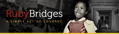 Ruby Bridges: A Simple Act of Courage Common Core Lesson Plan for Kindergarten to Grade 2