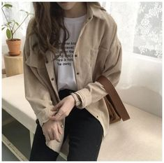 korean fashion aesthetic outfits soft kfashion ulzzang girl 얼짱 casual clothes grunge minimalistic cute kawaii comfy formal everyday street spring summer autumn winter g e o r g i a n a : c l o t h e s Classic Outfits, Cool Outfits, Casual Outfits, Soft Grunge Outfits, K Fashion, Asian Fashion, Korean Girl Fashion, Korean Fashion Casual, Fall Fashion Outfits
