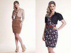 roupas para mulheres evangélicas com bolero