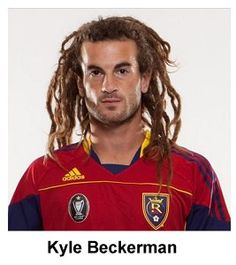 Kyle Beckerman Short Hair