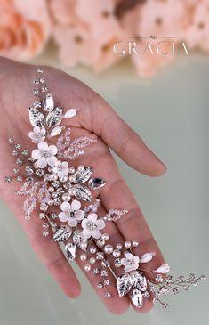 Unique Bridal Hair A