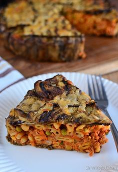 Slimming Eats Eggplant and Pork Timbale - gluten free, Slimming World and Weight Watchers friendly Slimming World Pork Recipes, Slimming World Diet, Slimming Eats, Gluten Free Recipes, Diet Recipes, Cooking Recipes, Diet Meals, Pasta Cookbook, Speed Foods