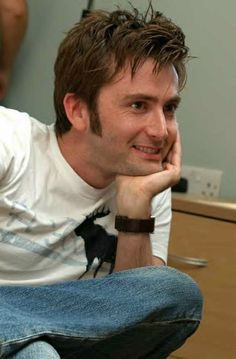David Tennant....My Doctor Who.