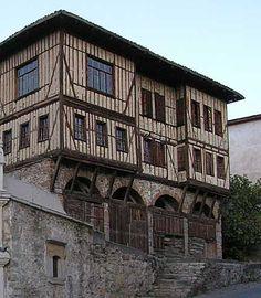 Ottoman house Safranbolu