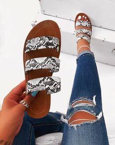 fashion shoes SANDALS Page 2 shopofficialbee Cute Sandals, Cute Shoes, Me Too Shoes, Shoes Sandals, Fresh Shoes, Crazy Shoes, Mode Inspiration, Fashion Shoes, Color Fashion