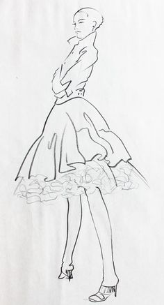 fashion illustration guides croquis poses | SKETCHES ...