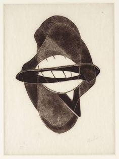 Naum Gabo 'Opus 3', 1950 The Work of Naum Gabo © Nina & Graham Williams/Tate, London 2014