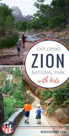 Explore Zion, one of