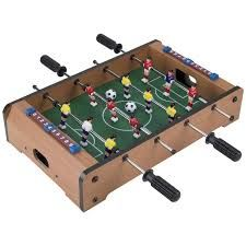 Tabletop Foosball Table Portable Mini Table Football / Soccer Game Set with Two Balls and Score Keeper for Adults and Kids by Hey! -- For more information, visit image link. (This is an affiliate link) Table Football, Football Soccer, Soccer Players, Top Soccer, Football Football, Soccer Ball, Baby Foot, Game Sales, Indoor Games