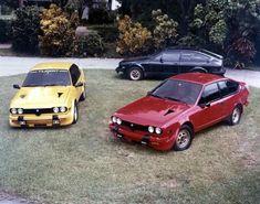 Classic Car News Pics And Videos From Around The World Alfa Romeo Gtv6, Alfa Romeo Cars, Alfa Gtv, Fiat, Cars And Motorcycles, Race Cars, Dream Cars, Ferrari, Classic Cars
