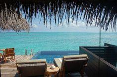 Taj Exotica Resort and Spa, South Malé Atoll, Maldives.