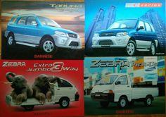 Daihatsu Taruna Zebra Daihatsu Mobil