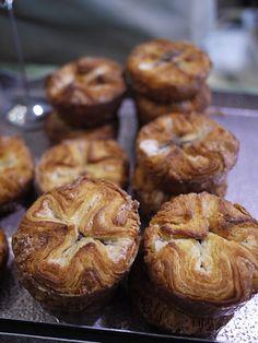 Kouign Amann, breton butter cake