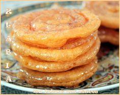 Zlabia patisserie orientale du ramadan recette facile et inratable
