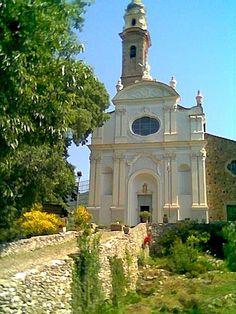 S.Bartolomeo, frazione di Andora (Liguria), Italy