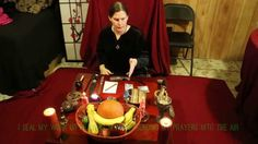 Samhain Altar Ritual & Summoning Spirit Complete Spell work With Opening...