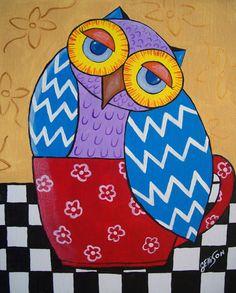 'Old Blue Eyes' by Julie Ellison