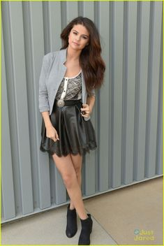 b60d861022 Selena Gomez   Dream Out Loud  Commercial Shoot Pics!