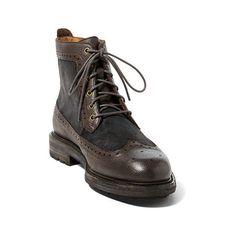Jesse Vachetta Leather Boot - Ralph Lauren Boots - RalphLauren.com ...