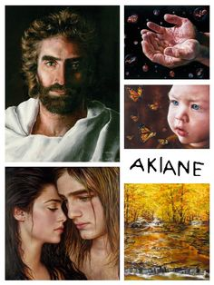 Child prodigy, Akiane Kramarik - her website: www.artakaine.com  BEYOND  AMAZING!!