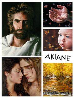 Akiane Kramarik - her website: www.artakaine.com  BEYOND  AMAZING!!