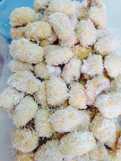 Lemon Coconut Bars, Lemon Bars, Pasta Casera, Ham And Cheese, Strawberry Recipes, Food And Drink, Banana, Sweets, Homemade
