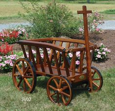 Goat Wagons for sale here