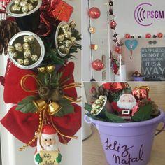 Decoração Natal  na PSGM : Prepare Sua GRANDE Mudança