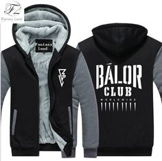 Something to brighten all you WWE Fans day! WWE Finn Balor Club, WWE Roman Reigns, Men's Zipper Hoodie Fleece Thicken Jacket Sweatshirt Coat https://girlzbad.com/products/dropshipping-wrestling-finn-balor-club-wwe-roman-reigns-mens-zipper-hoodie-fleece-thicken-jacket-sweatshirt-coat