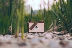 experience the pinhole camera era with ONDU
