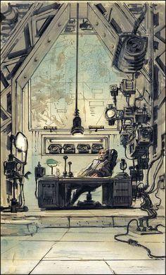 Fallout 3 concept art - Imgur
