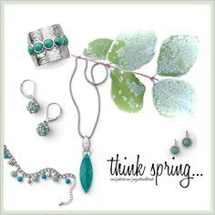 """think spring 2"" by jen-schmitz on Polyvore"