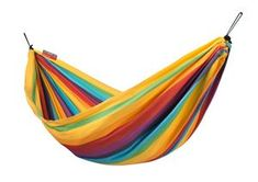 The La Siesta Kids Hammock is engineered for safety and durability and is made from extra soft, high quality cotton fibers. Kids Hammock, Hanging Hammock Chair, Hammock Swing, Hammocks, Hammock Straps, Camping Cot, Family Camping, Outdoor Camping, Camping Hammock