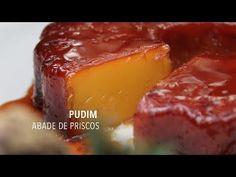 Receita de Pudim Abade de Priscos - Clara de Sousa Flan, Portuguese Recipes, Pasta, Christmas Baking, Chocolate, Meatloaf, Food Inspiration, Oreo, French Toast