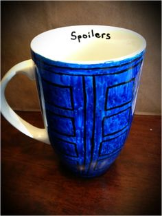 NIKERBOCKER: Doctor Who Mug