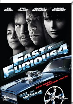 Fast and Furious 4: the movie I watched the night before, Paul walker died. How weird.