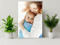 Your memories, our mission. That's why we take pride in helping you preserve them. Print your favourite photos on the highest quality canvas print with support from us 🥰