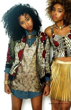 African Fashion Prints