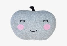 http://www.mollymeg.com/shop/all/apple-cushion/ BLA BLA KIDS APPLE CUSHION