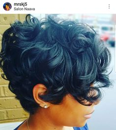 School hairstyles 667799450985714930 - Hairstyles For Black Women .Hairstyles For Black Women Source by Love Hair, Great Hair, Gorgeous Hair, Short Sassy Hair, Short Hair Cuts, Curly Short, Pixie Cuts, Dope Hairstyles, School Hairstyles