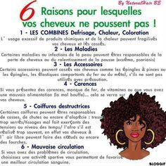 Soins naturels pour les cheveux afro