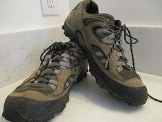 Patagonia Men's Waterproof Gortex Nubuck Drifter Hiking Shoes Size 11.5 M T80549 #Patagonia #HikingTrail