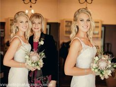 Mother of the bride. Mother and daughter. Loved my bouquet!